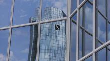 Deutsche Bank Stress Test CET1 RatioHit About 8 Percent
