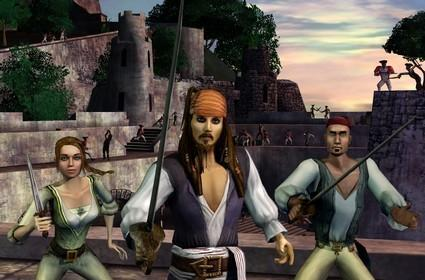 Hands-on tour of Pirates of the Caribbean Online