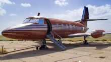 Private jet once owned by Elvis Presley for sale--again
