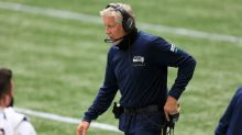 """Pete Carroll on fine for mask violation: """"Sometimes you've got to get coached up"""""""