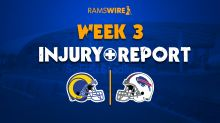 Rams injury report: Akers still sidelined, Brown returns