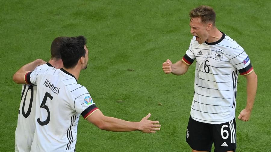 Germany resurrects Euro 2020 hopes