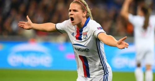 Foot - D1 (F) - D1 féminine : Lyon atomise le Paris FC
