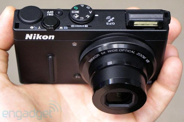 Nikon Coolpix P330 packs 1/1.7-inch 12.2MP sensor and f/1.8 lens, we go hands-on