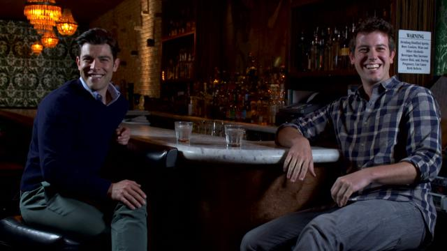 The Sidebar: Max Greenfield