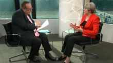 Theresa May's responses to Andrew Neil's five toughest questions