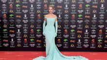 Belén Rueda brilla con moda española en los Goya 2020