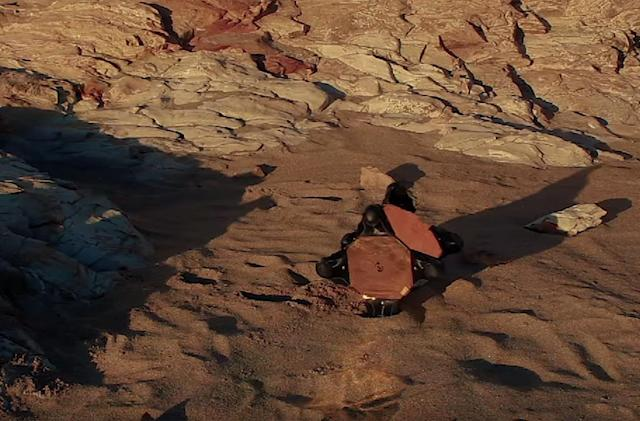 NASA's bouncing 'Hedgehog' robot is designed to explore comets