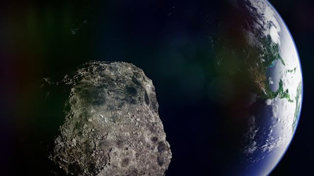 Scientists propose tethering asteroids to prevent Earth impacts