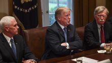 'Obliteration' could still come to Iran, Trump warns