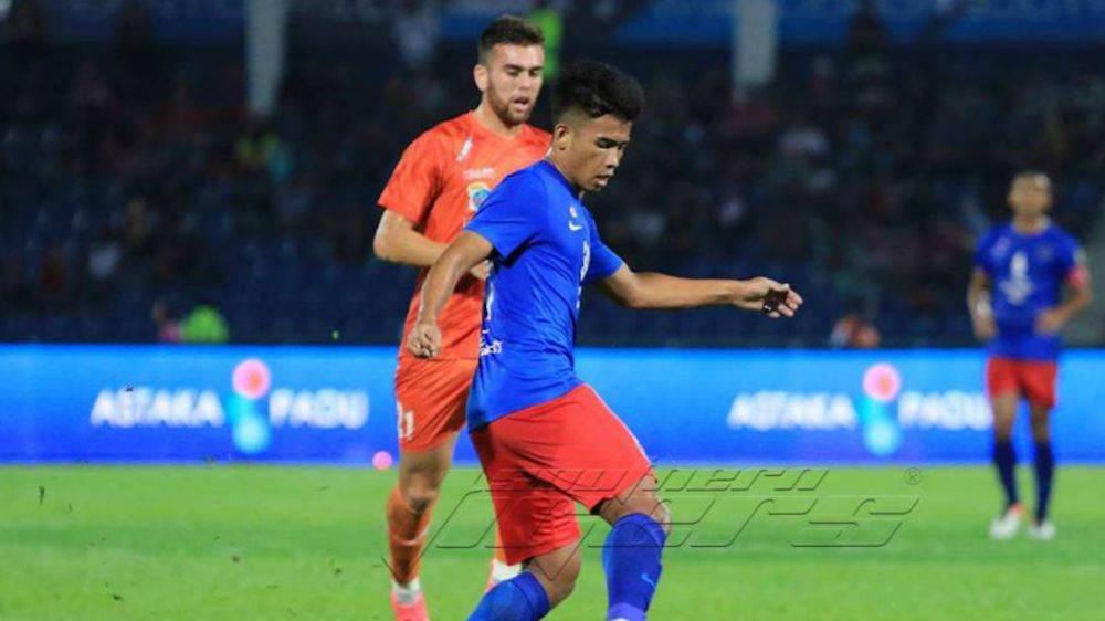 Mora retains faith in Safawi despite early substitution