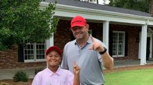 The next Tiger Woods? Former UA golfer Chip Deason coaching golf's rising star, Xeve Perez