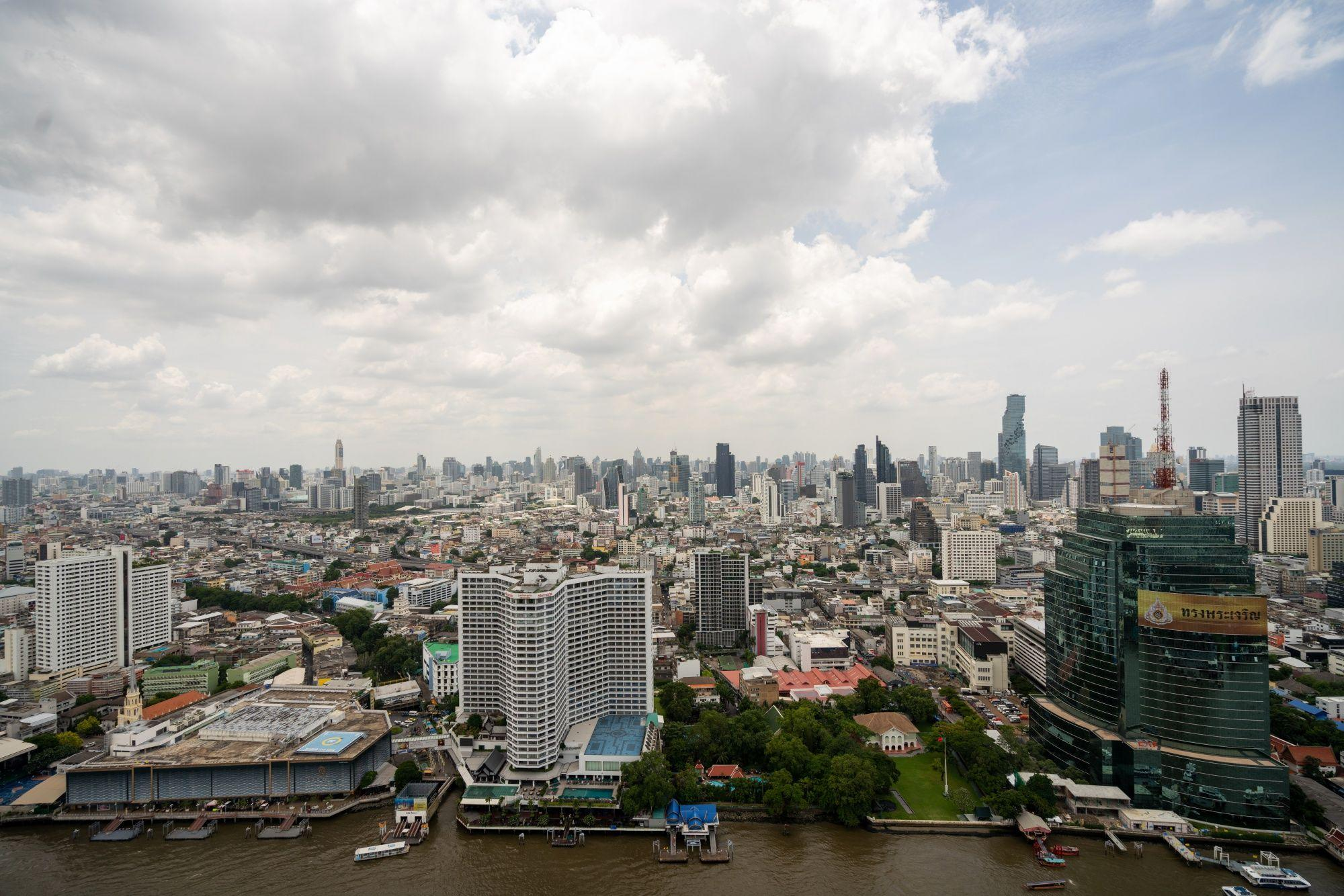 Thailand Growth Weakest Since 2014 as Trade War, Baht Bite