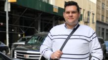 Male plus-size Instagrammer wants men to be included in the body-positive movement