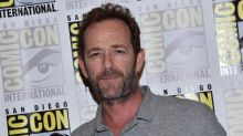 Luke Perry's castmates post messages of support after actor 'suffers major stroke'