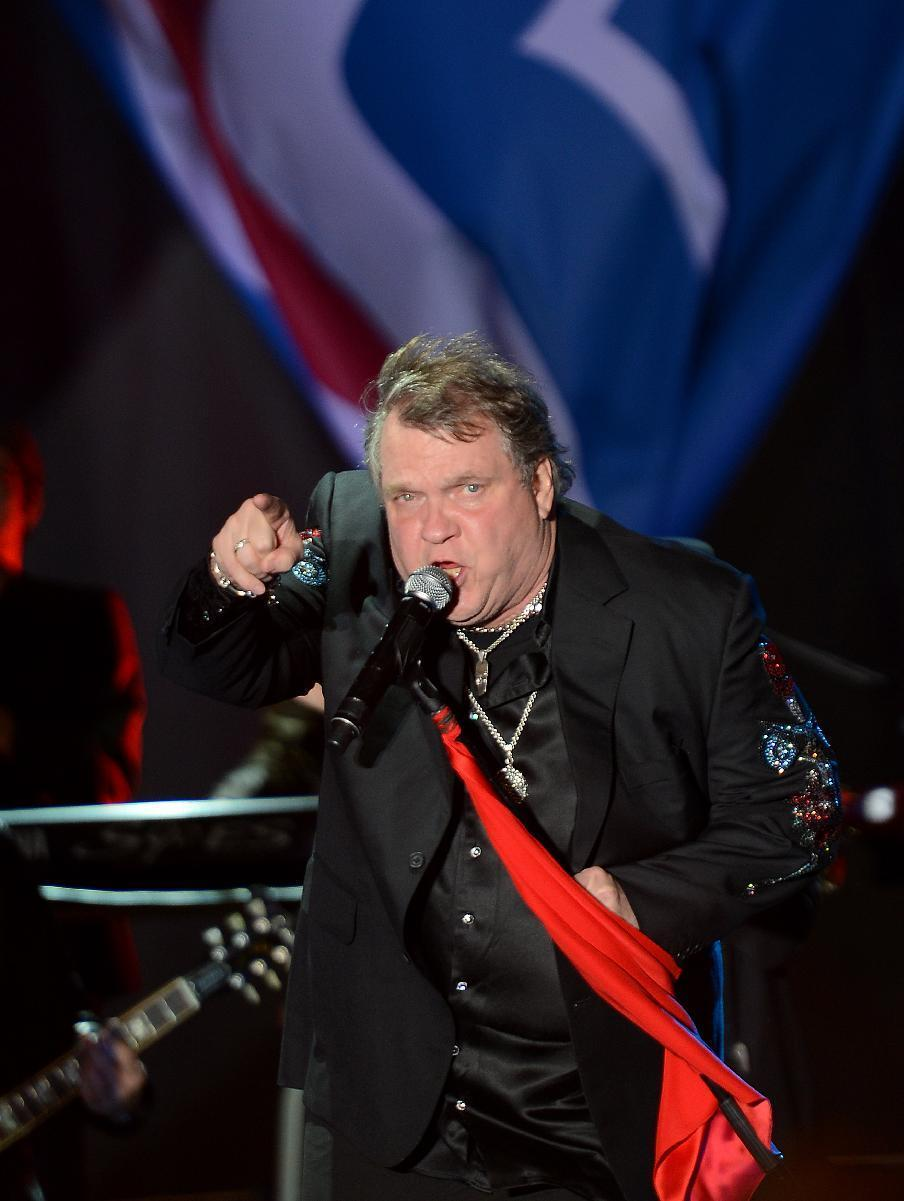 Meatloaf Tour Canada