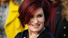 Sharon Osbourne debuts new facelift on TV