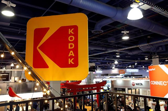 Kodak is jumping on the cryptocurrency bandwagon