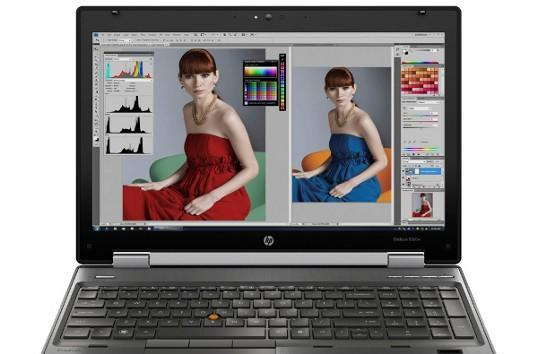 HP tries to sneak CFast slot by us in EliteBook 8560w
