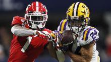 LSU star cornerback Derek Stingley out vs Mississippi State