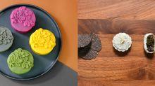 流心奶黃月餅以外!推薦紫薯月餅、芝士月餅、魚子醬黑松露月餅、綠茶月餅一樣好吃