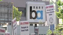 Strike Causing Tough Commute for Bay Area