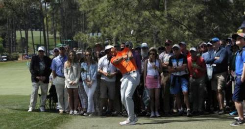 Golf - Masters - Jason Day remonte dans un 3e tour à suivre en direct