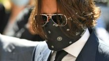 Johnny Depp leva tabloide The Sun ao tribunal por difamação