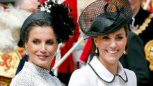 Wait, Was Kate Middleton Just Super Rude To Queen Letizia Of Spain?