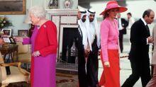 英國王室的悅目配色造型術! 從英女王和戴安娜王妃偷師今個春夏的穿搭靈感