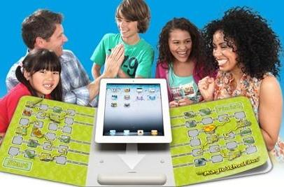 GameChanger board uses your iPad for board games