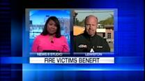 Fundraiser to help Lewiston fire victims
