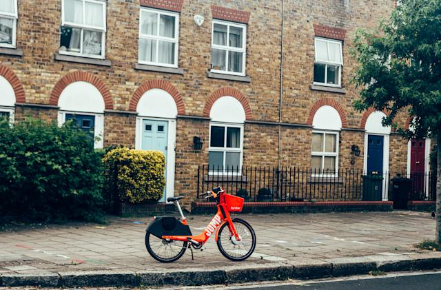 Lime brings Jump bikes back to London