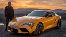 The new Toyota Supra feels suspiciously like a BMW Z4