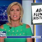 Ingraham: Alexandria Ocaso-Cortez flunks history