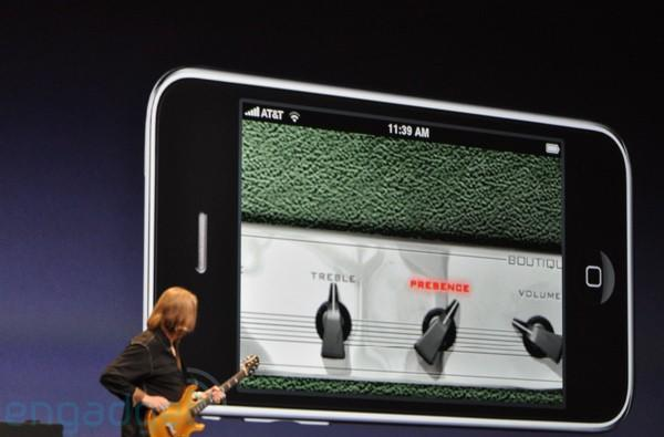 Line 6 and Planet Waves brings guitar and amp control to iPhone