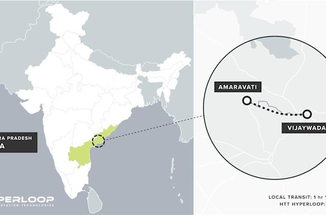 India wants its own, 27-mile Hyperloop