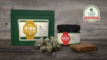VIVO Cannabis(TM) Launches Canna Farms(TM) Brick Hash and Large Format Pink Kush Flower to Online Medical Marketplace