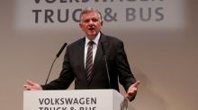 Volkswagen Truck & Bus says no decision yet on listing