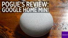 The Pogue Review: Google Home Mini
