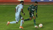 Eleito o melhor em campo, Rony entra na lista dos maiores dribladores da Libertadores
