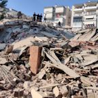 Four dead and 120 injured after 6.7 magnitude earthquake destroys houses in Greece and Turkey