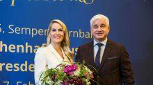 """SemperOpernball: Judith Rakers verzichtet """"auf jegliches Honorar"""""""