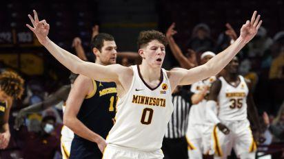No. 7 Michigan suffers first loss of season