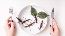 Manger des insectes serait bénéfique pour la planète et pour votre santé !