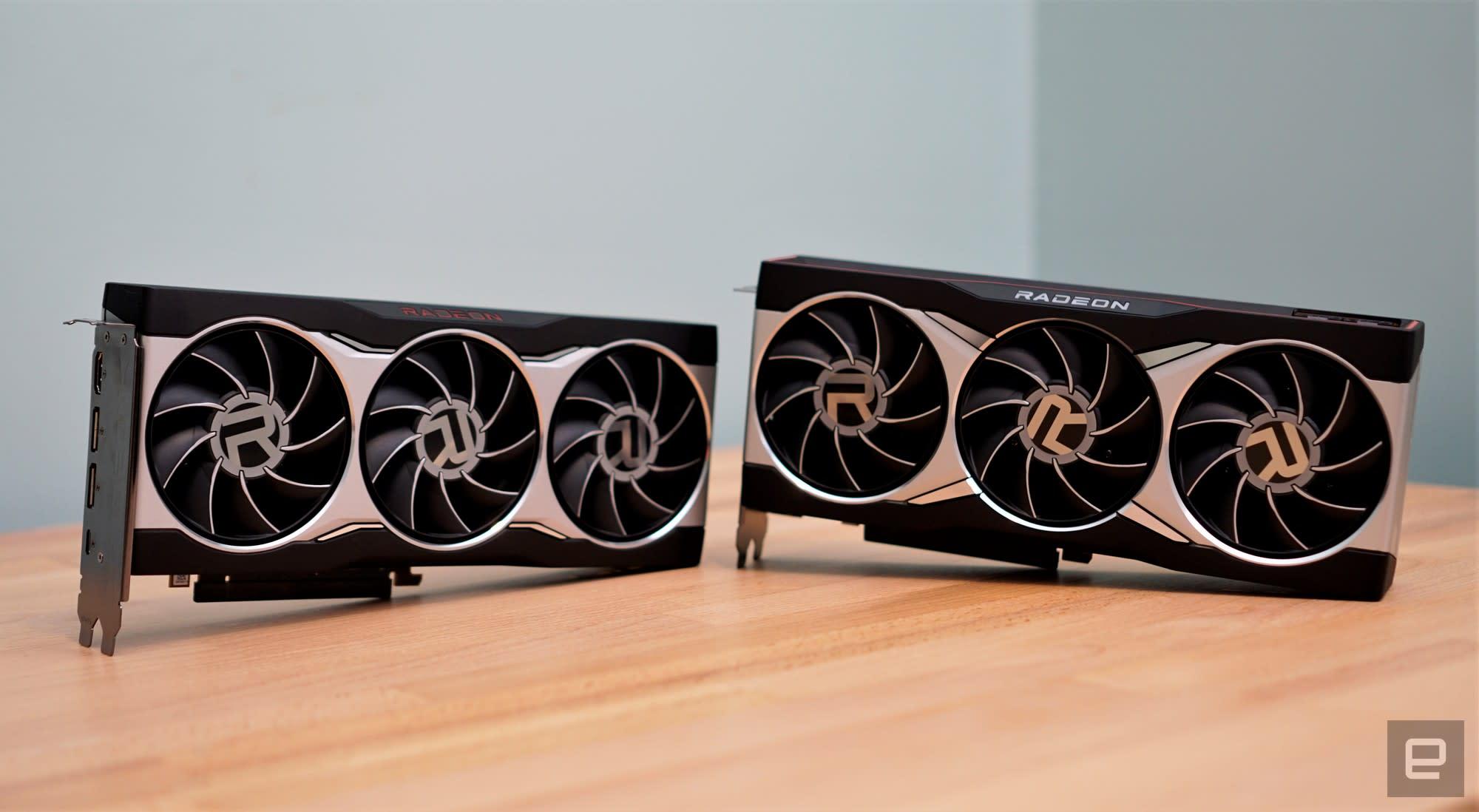 AMD's Radeon RX 6800 and 6800 XT