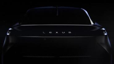 Lexus 釋出全新預告!準備投入豪華入門小休旅一級戰區