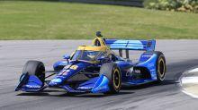 Adventurous start to Johnson's IndyCar career