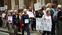 Americans demand U.S. take aggressive climate change action