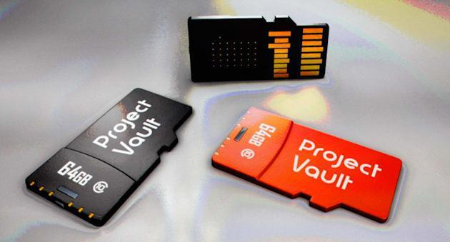Google's Project Vault secures your devices with a  microSD card